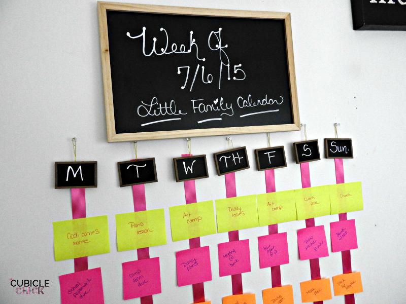 DIY-Wall-Calendar