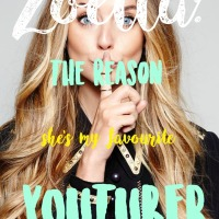 Motivational Monday: Zoella: The reason she's my favorite YouTuber