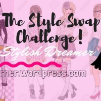 Style Swap Challenge! Ft. Sasha @ The Stylish Dreamer